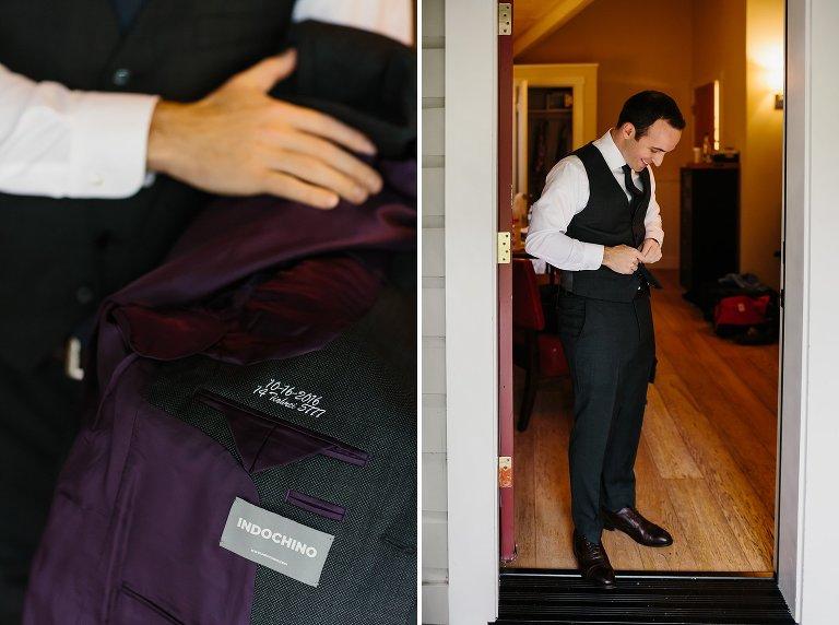 Olea Hotel, Glen Ellen, Groom,Sonoma County Wedding Photographer