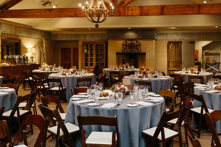 Ramekins Sonoma Wedding Centerpieces Lauren Miller Events Bell And Trunk Florist