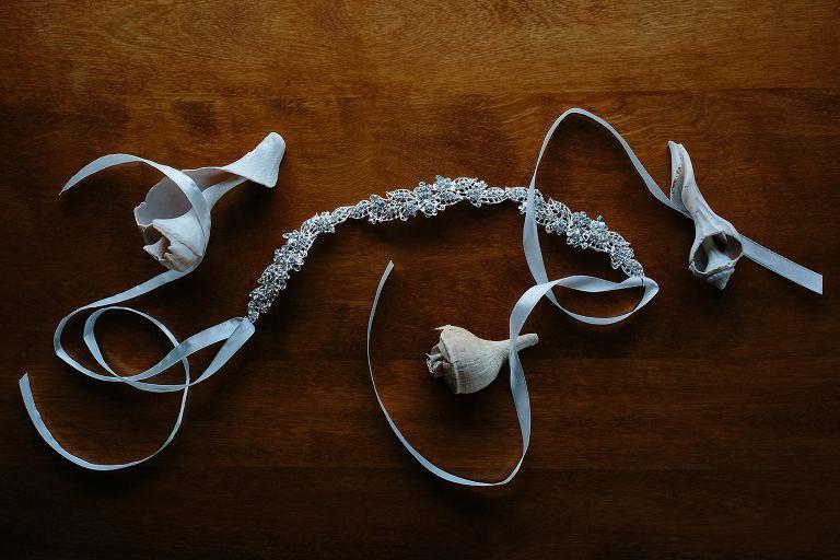 New England Wedding, Coastal Wedding Photography, Wedding Details, Headband