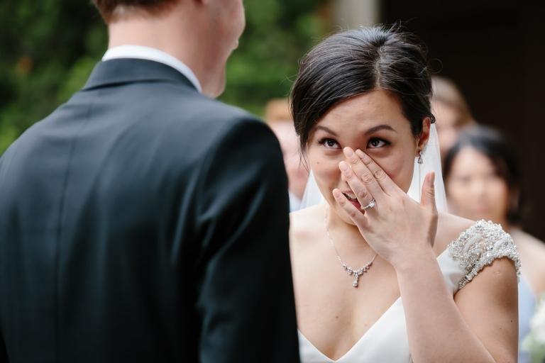 Bronx Zoo Center Wedding Ceremony