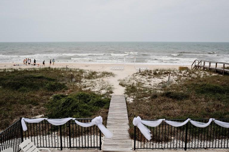 Best St. George Island Wedding Photographer