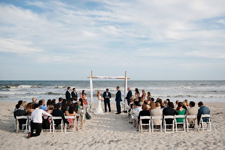 Plantation Clubhouse Wedding On St George Island Amy